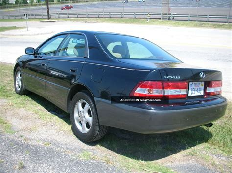 lexus sedan 2000 2000 lexus es300 base sedan 4 door 3 0l