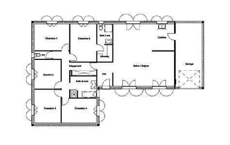 plan maison plain pied 120m2 3930 plan maison plain pied 120m2 maison plain pied 130 m2