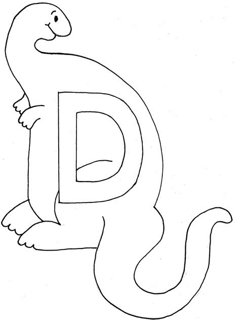 Letter Coloring Pages Coloring Pages To Print D Coloring Pages