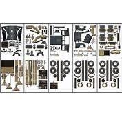 PAPERMAU Mad Max  Tatra T815 War Rig Paper Model Part
