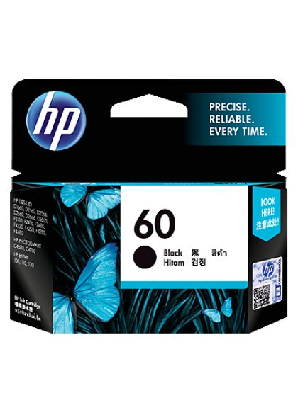 Tinta Cartridge Hp 60 Color Original Berkualitas cartridge dan toner