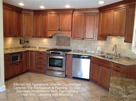 Updated Kitchens With Oak Cabinets Crystal Tree Homes Blog Rich Real Estate Inc