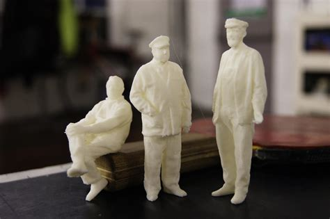 figure 3d printer model 3d printed miniatures from 3d scans