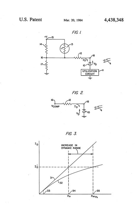 avalanche photodiode receiver circuit patent us4438348 temperature compensated avalanche photodiode optical receiver circuit