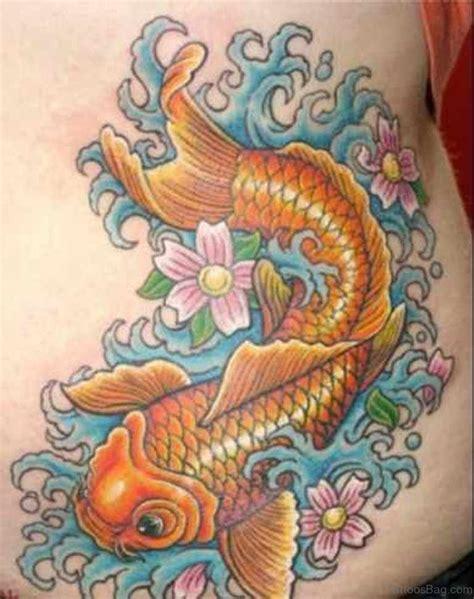 www tattoos com 15 fish tattoos for stomach