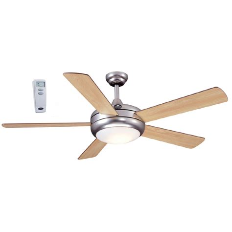 harbor breeze ceiling fan light kit harbor breeze 52 in aero ceiling fan with light kit and