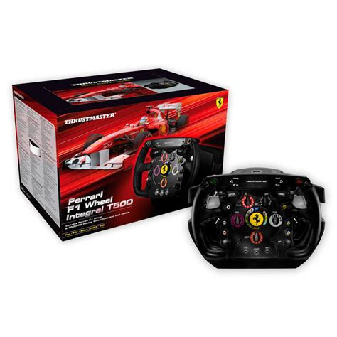 volante f1 thrustmaster f1 wheel integral t500 volant pc