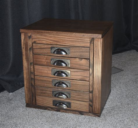 dresser top craftsman jewelry armoire by walnutavewoodworking