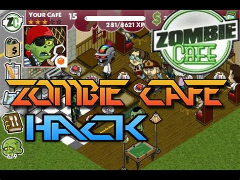 tutorial zombie cafe hack unlimited toxins zombie cafe android cheats doovi