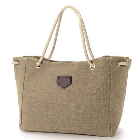 womens shoulder bags c women vintage ladies large canvas handbag travel shoulder