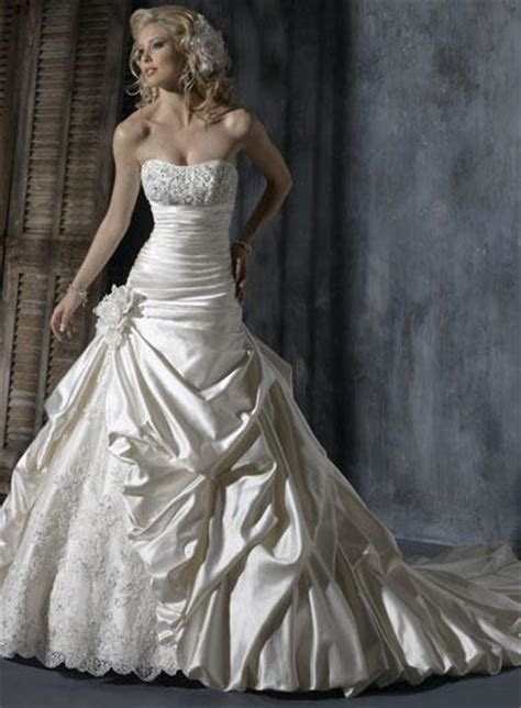 romantic ball gown corset wedding dresses prlog