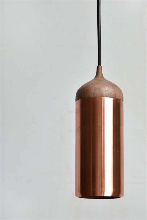 pendant lighting parts 7 15 15 copper l walnut parts nordic original design style pendant light view walnut parts