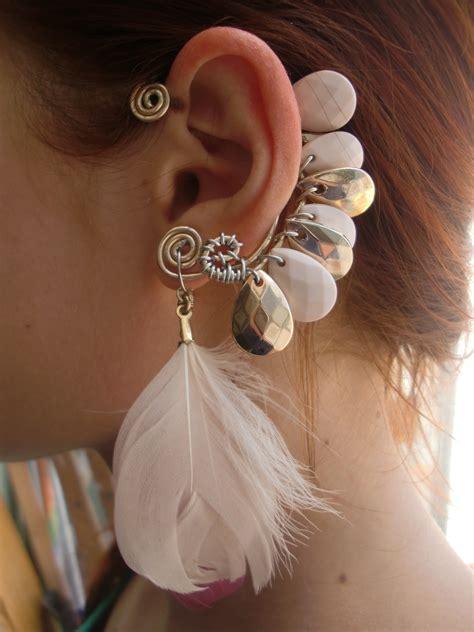 how can i make my own jewelry diy ear cuffs by la kukita la kukita