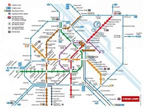Vienna Subway Map by Vienna Austria Subway Map Related Keywords Amp Suggestions