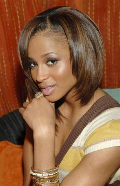 how to style meduim length african american hair best 25 round face bob ideas on pinterest round face