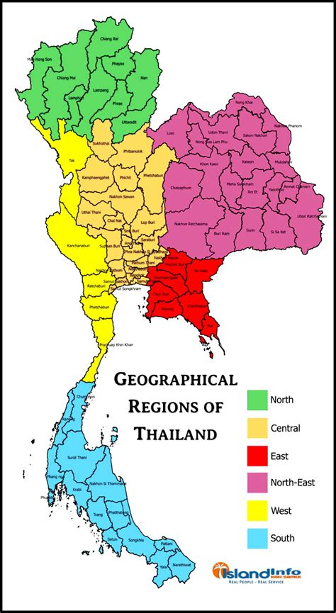 map of thailand thailand news info everything that you need to about