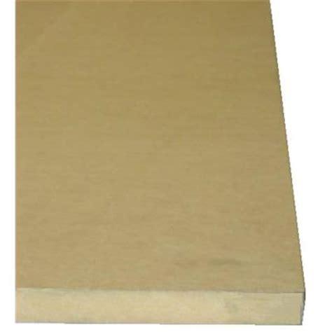 3 4 in x 16 in x 4 ft square edge shelving mdf board