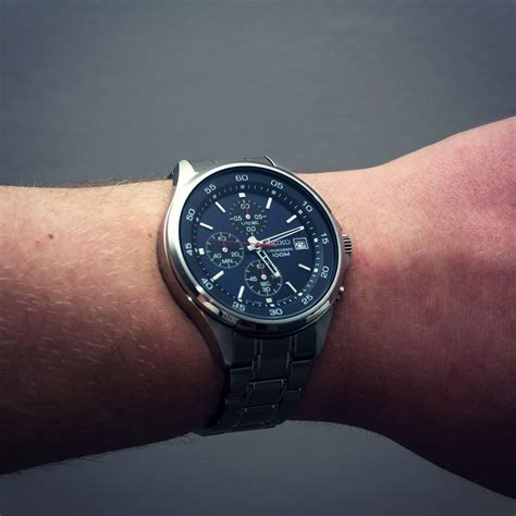 seiko i got my proper watches