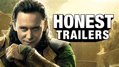 thor film youtube honest trailers thor the dark world youtube
