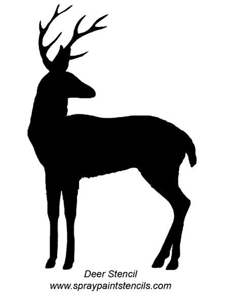 printable stencils deer stencil requests for november 2006
