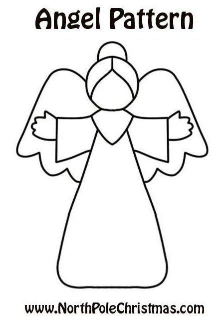 pattern for christmas tree angel free embroidery angel pattern cut out shapes
