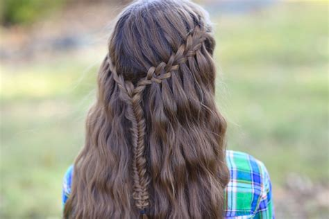 hairstyles how to do a waterfall scissor waterfall combo latest hairstyles cute girls