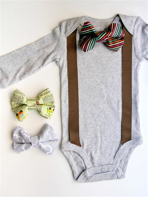 diy st s day bow tie onesie for 6 diy baby onesie craft ideas diy