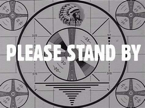 test pattern com please stand by for fallout 4 ksi globalksi global