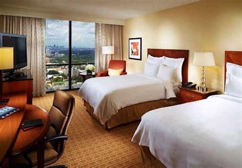 atlanta hotel rooms atlanta marriott marquis air canada vacations