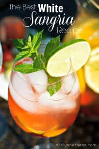 the best white sangria recipe white sangria white sangria recipes and mint simple syrup