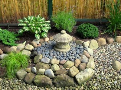 decoracion de jardines pequeños con piedras de rio decoracion de jardines peque 241 os con piedras de rio