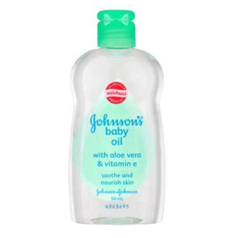 Johnsons Baby 50ml Johnson S johnsons baby with aloe vera vitamin e 50ml