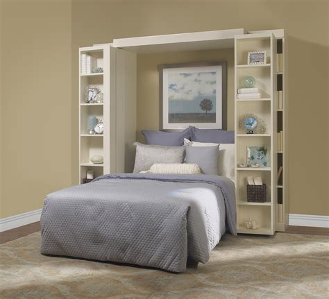 murphy bed com magnificent folding bookcase in bedroom traditional with