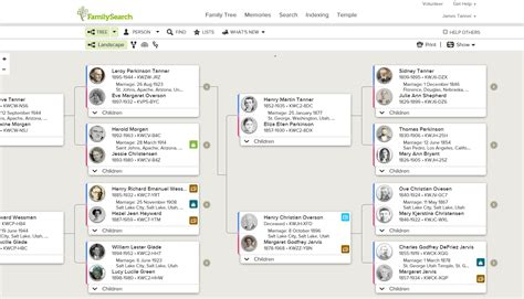 Family Search Familysearch