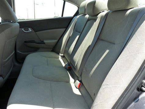 2014 honda civic sedan car seat covers honda civic sedan 2012 2014 leather like custom seat cover