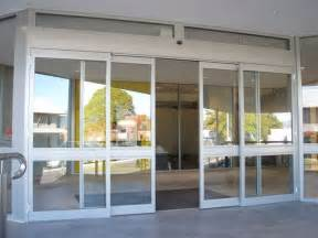 automatic glass sliding door automatic glass doors