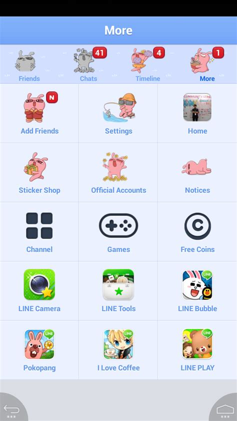 tema line android elmo test xml kumpulan cara ganti tema line di android