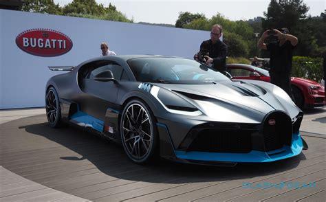new bugati the bugatti divo takes a new route to performance
