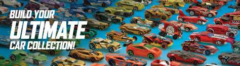 Car Collector   Hot Wheels Diecast Cars and Trucks   Hot