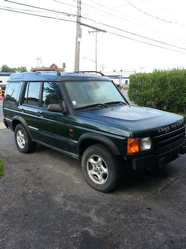 manual repair autos 2001 land rover discovery series ii parking system service manual pdf 2001 land rover discovery series ii transmission service repair manuals