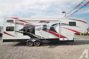 Fifth Wheel Truck Rental Oregon Fully Loaded Attitude Fifth Wheel Hauler Attitude