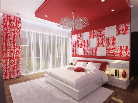 bright red bedroom bright red color activating romance and accentuating bold