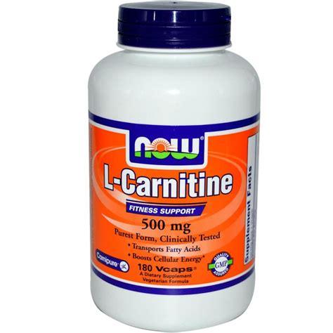 l carnitine fruits carnitina