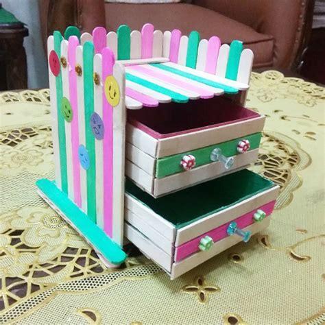 Handle Kecil Serbaguna Untuk Kerajinan Tangan Suvenir Kotak Peti Perhi jual stick stik es krim kreasi tangan 1