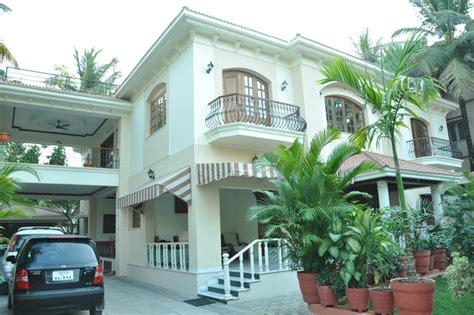 Exterior Home Design In Hyderabad Bungalow In Hyderabad