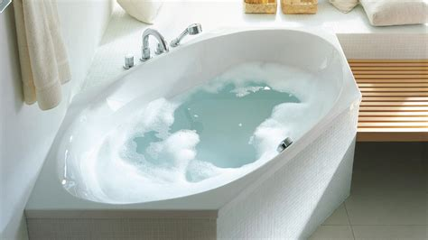 duravit  series corner baths bathtubs whirl systems