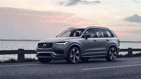 Volvo Xc90 2020 subtle 2020 volvo xc90 refresh hides electrification