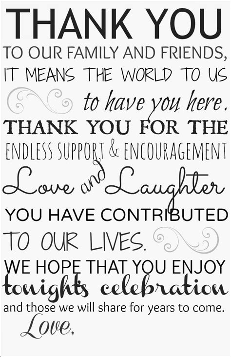 free printable thank you place cards bonfires and wine thank you card for wedding reception