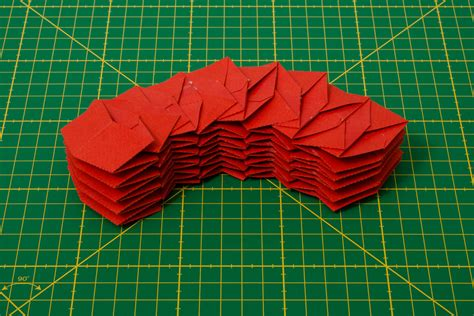 How To Make An Origami Bridge - build a bridge house or spacecraft with this strong