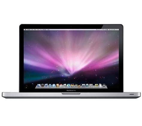 Laptop Apple 3 apple macbook pro 13 3 quot intel 2 duo 2 4ghz laptop mc374b a refurbished